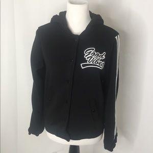 Women's size medium rue 21 hooded sweatshirt